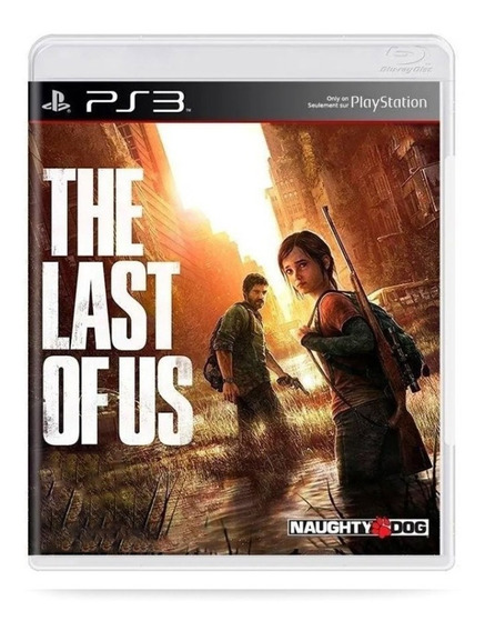 The Last Of Us - Ps3 - Usado - Original - Midia Física