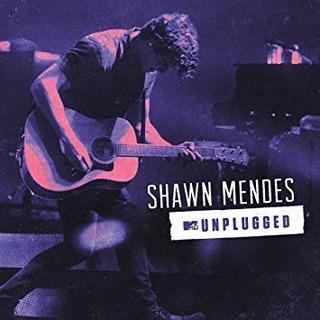 Shawn Mendes - Mtv Unplugged [new Cd] Nuevo Sellado