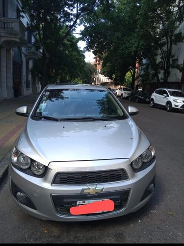 Chevrolet Sonic 1.6 Ltz Mt 2014