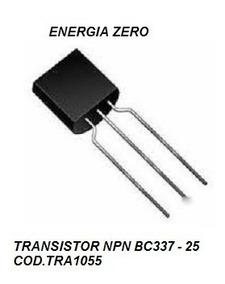 Transistor Npn Bc337-25 Pac 12 Unid. Cod.tra1055 Frete Cr