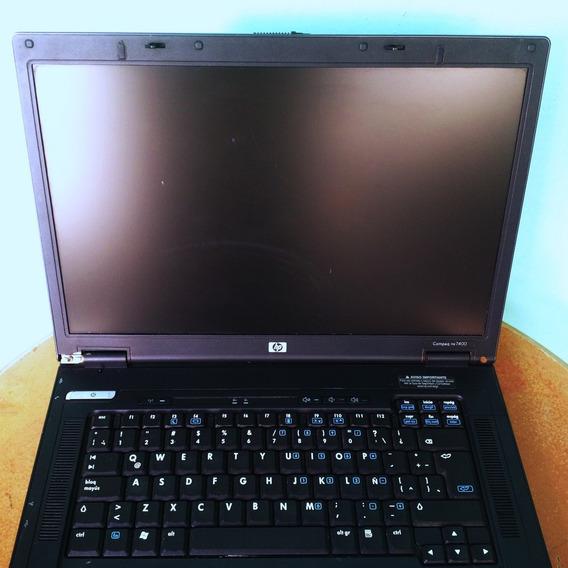 Laptop Nx7400 Hp Compaq Repuestos Pregunte Pregunte !!!!
