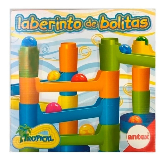 Laberinto Bolitas Tropical 3342 Envio Full