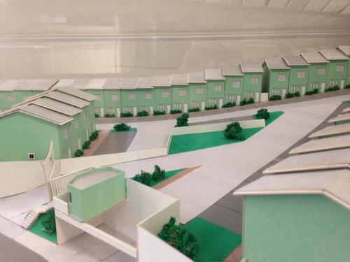 Projeto Aprovado 40 Casas Condominio Fechado Faixa 1,5