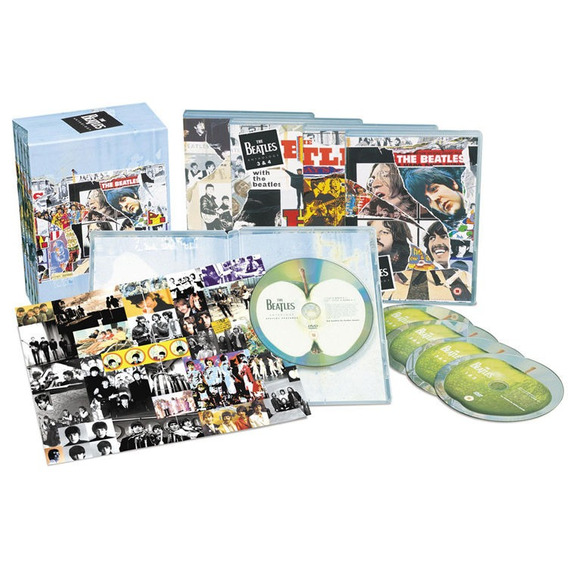 The Beatles Anthology Box Set 5 Dvds. Como Nuevo