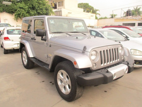 Jeep Wrangler Sahara 2015 2 Ptas