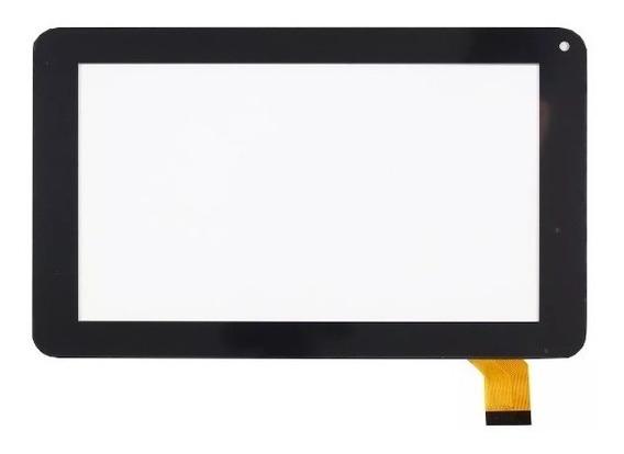 Tela Vidro Touch Universal Dl Tablet 7 Polegadas