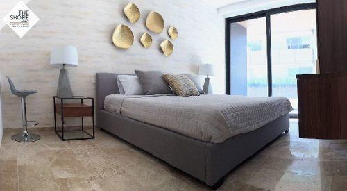 Playa Del Carmen, The Shore Luxory Condos, A Unos Pasos De La 5ta Av. Preventa