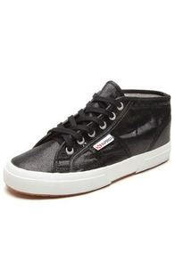 Tênis Superga Lamew Black.