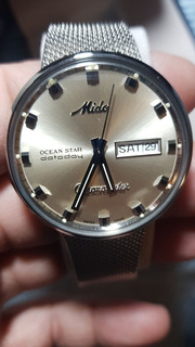 Reloj Mido Chronometer Automático