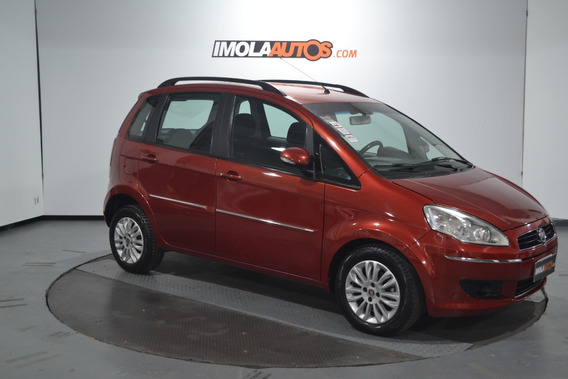 Fiat Idea 1.6 Essence M/t 2011 -imolaautos