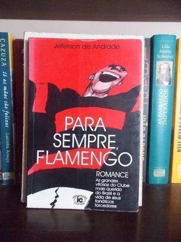 Livro Para Sempre, Flamengo Jeferson De Andrade