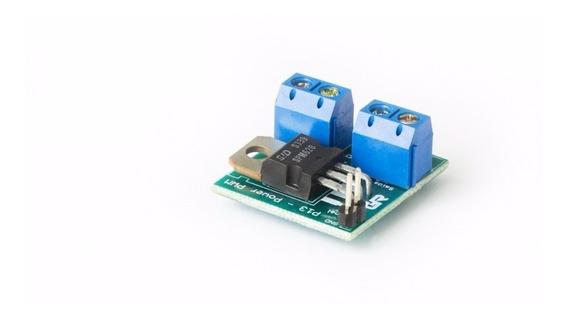 Módulo Power Pwm - Controle De Velocidade De Motores