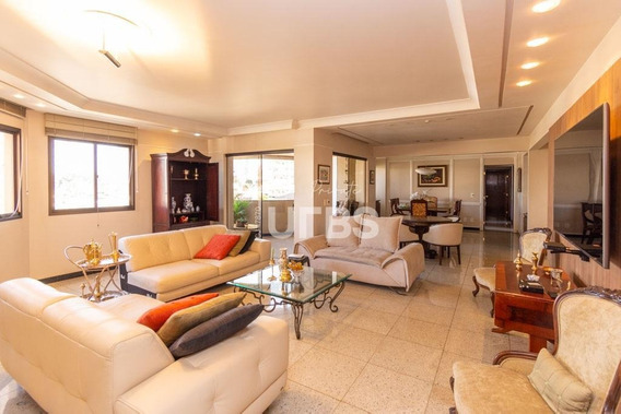 Apartamento Com 4 Dormitórios À Venda, 226 M² Por R$ 850.000 - Setor Marista - Goiânia/go - Ap2827