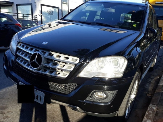 Mercedes Ml 350 Cdi 3.0 V6 Turbo Diesel 2009/2010 Blindada