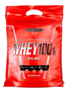 Whey 100% Pure Integralmedica