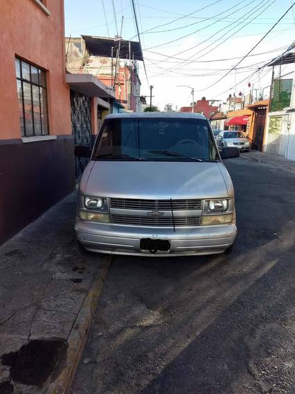 Chevrolet Astro 4.3 Van Aa Ee Mt 1996