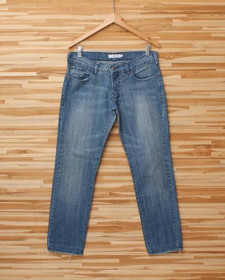 Calça Jeans Feminina Miele Levemente Skinny Tam 40 Usada