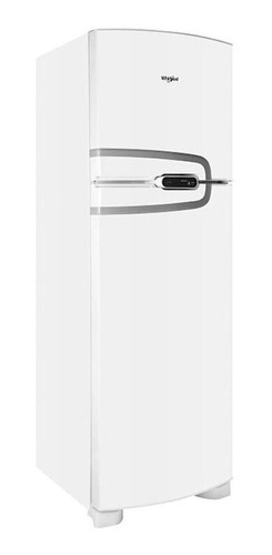 Heladera no frost Whirlpool WRM35H blanca con freezer 275L 220V