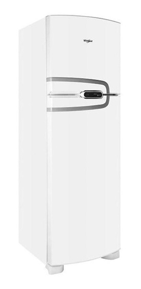 Heladera no frost Whirlpool WRM35H blanca 275L 220V