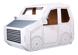 Coche De Cartón Mamut Cardboard Toys