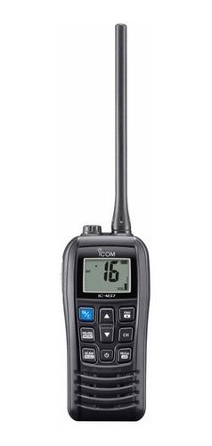 Radio Vhf Portátil Flotante Icom M36