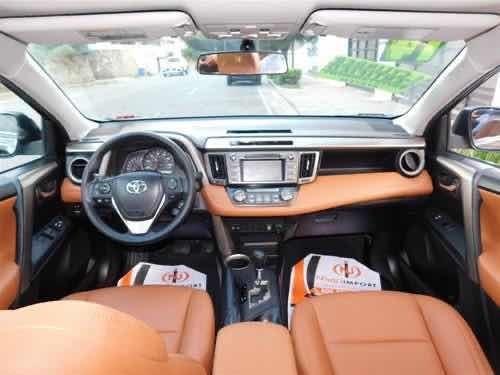 Toyota Rav-4 Rav4 2014