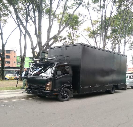 Oferta Escenario-vitrina Móvil-precio Comercial 350 Millones