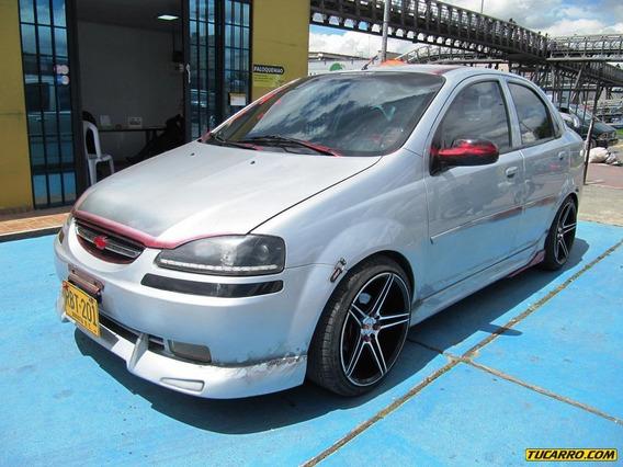 Chevrolet Aveo Family 1500cc Mt