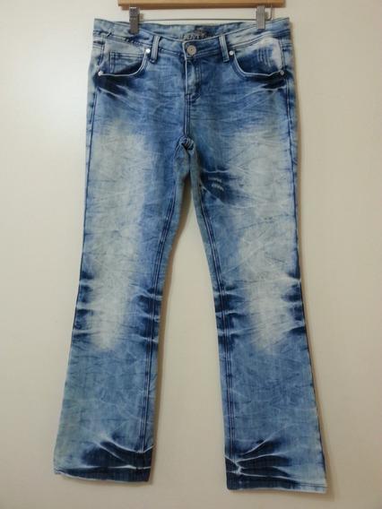 Pantalon Jeans De Dama Marca Almost Famous Talla 11