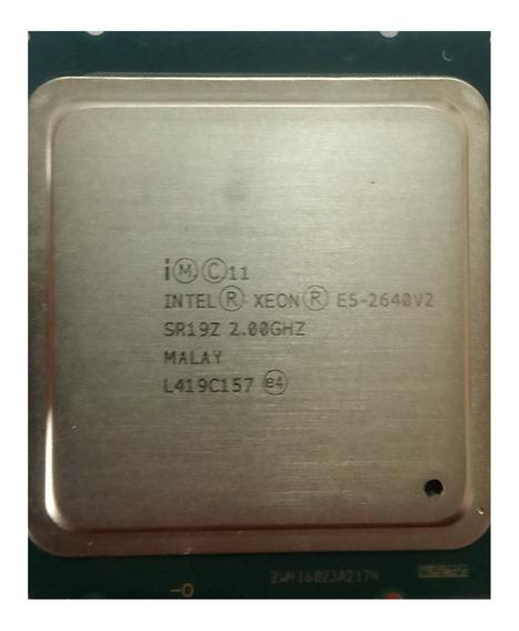 Processador Xeon E5-2640v2 8/16 Núcleos 20mb De Cache