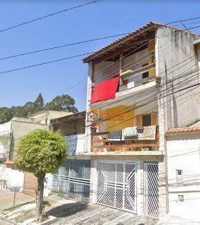Imagem 1 de 10 de Casa Com 3 Casas Para Renda A Venda, 125 M² Por R$ 689.000 - Parque Continental Ii - Guarulhos/sp - Ca0405