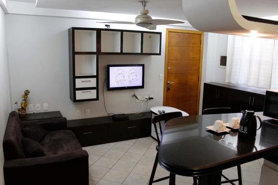 Flat Em Ponta Negra, Natal/rn De 36m² 1 Quartos À Venda Por R$ 170.000,00 - Fl264992