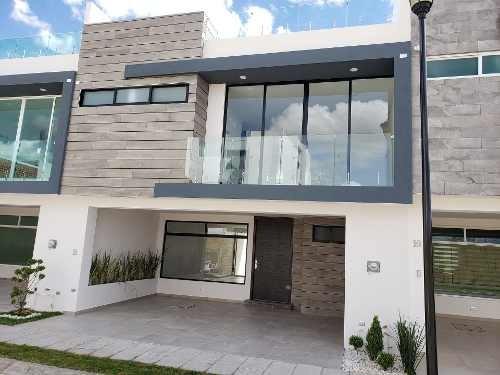 Hermosa Casa En Venta En Morillotla