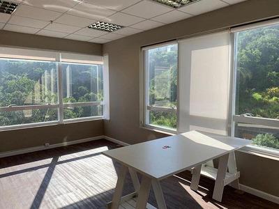 Sala Para Alugar, 38 M² Por R$ /mês - Tamboré - Santana De Parnaíba/sp - Sa0266