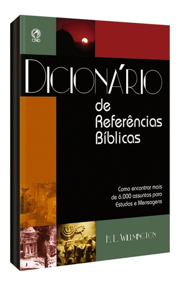 Dicionário De Referências Bíblicas