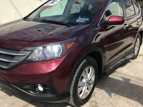Honda Cr-v 4x4 Leder Sonrrun Recibo Vehículos De Menor Valor