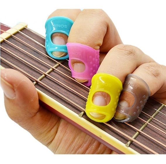Dedil De Silicona Para Instrumentos (guitarras,ukuleles,etc)