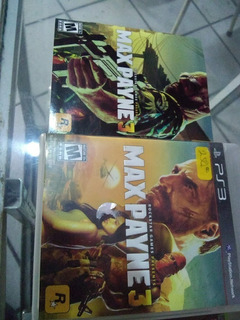 Max Paine 3 Play Station 3