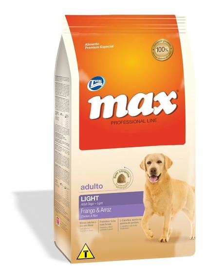 Concentrado Para Perro Total Max Todas Las Razas Light Pollo
