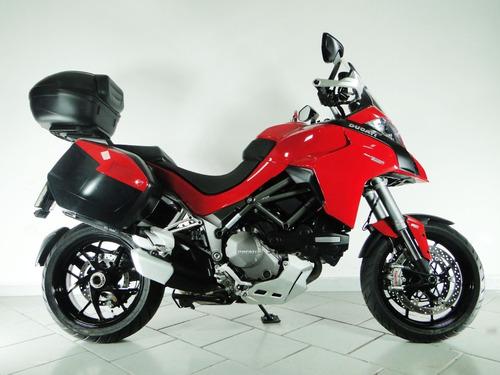 Imagem 1 de 9 de Ducati Multistrada 1260 S