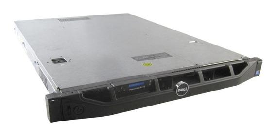 Servidor Dell Poweredge R610 2xeon Quadcore 2xsas 450gb 32gb