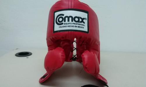 Imagen 1 de 5 de Careta Roja Comax Box Pomulos