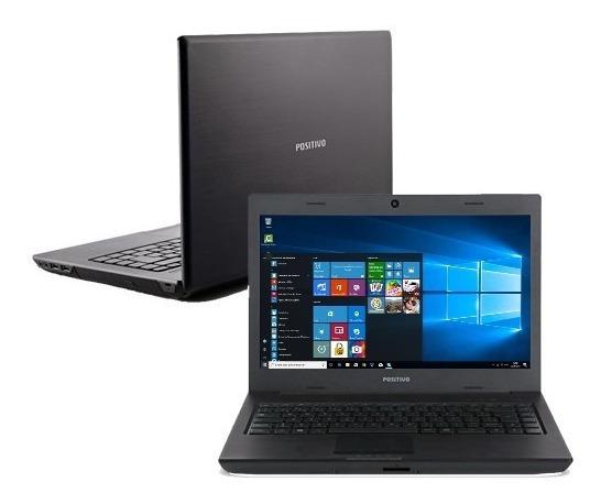 Notebook Positivo Amd 2gb 120gb Windows 10 14 - Vitrine