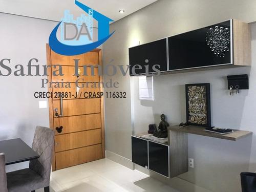 Ótima Oportunidade Apartamento 3 Dormitórios Sendo 3 Suítes, Sacada Gourmet, No Bairro Guilhermina - Ap00850 - 68536958