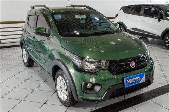 Fiat Mobi 1.0 Evo Way On