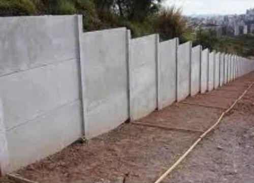 Imagem 1 de 4 de Muro Pré Moldados
