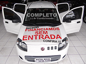 Fiat Uno Vivace 1.0 Completo (-) Ar Condicionado 2016