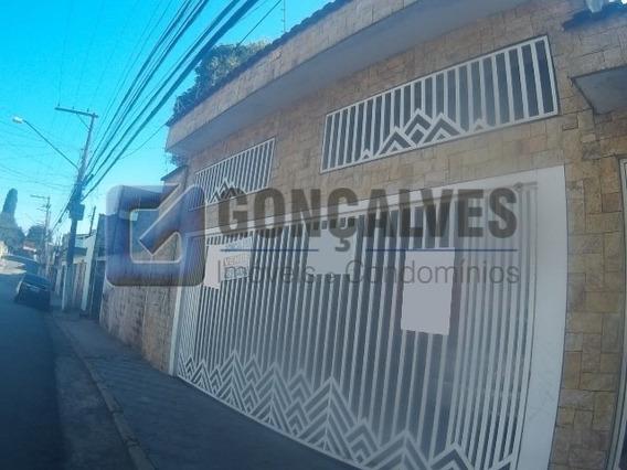 Venda Sobrado Sao Bernardo Do Campo Santa Terezinha Ref: 134 - 1033-1-134626