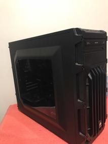 Computador Gabinete Amd Phenon X6 2,8ghz, 8gb, Ssd, 2hd, Vga