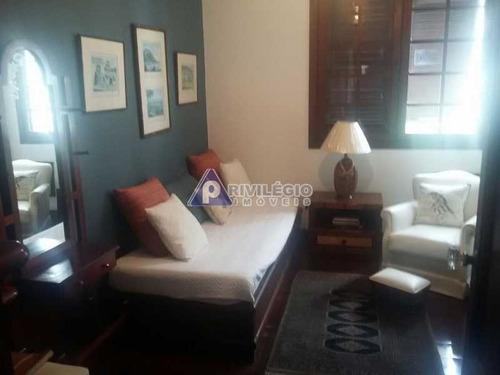 Imagem 1 de 22 de Apartamento À Venda, 4 Quartos, 1 Suíte, 1 Vaga, Copacabana - Rio De Janeiro/rj - 2921